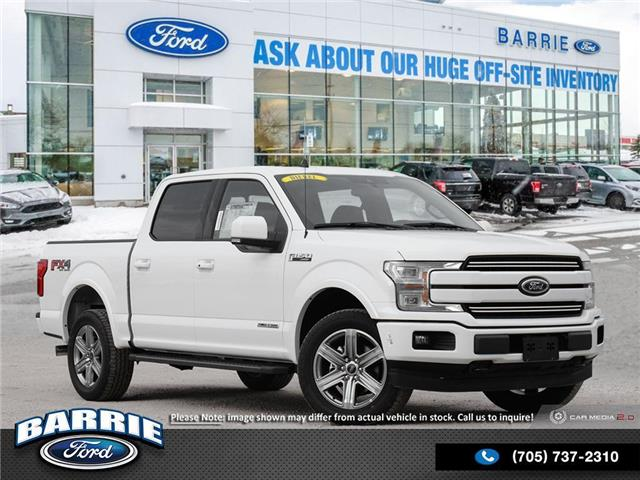 2019 Ford F-150 Lariat (Stk: T1094) in Barrie - Image 1 of 27