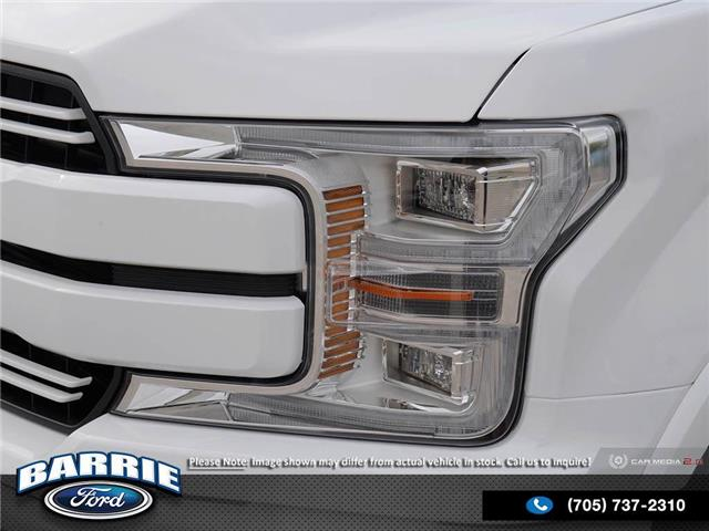 2019 Ford F-150 Lariat (Stk: T1094) in Barrie - Image 10 of 27