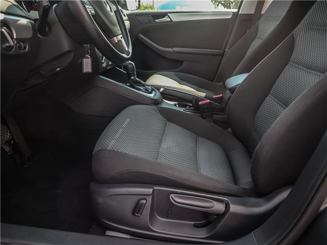 2014 Volkswagen Jetta 1.8 TSI Comfortline (Stk: F129A) in Ancaster - Image 11 of 27