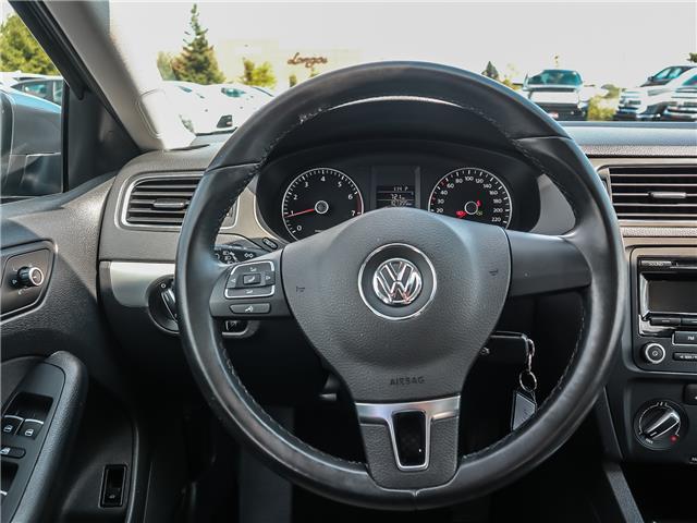 2014 Volkswagen Jetta 1.8 TSI Comfortline (Stk: F129A) in Ancaster - Image 12 of 27