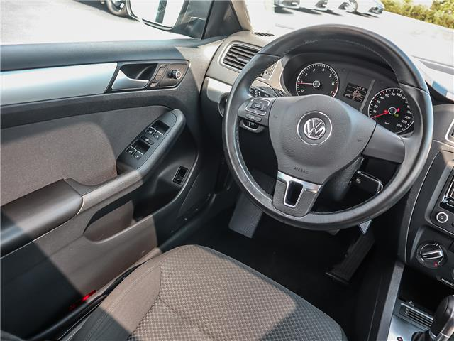 2014 Volkswagen Jetta 1.8 TSI Comfortline (Stk: F129A) in Ancaster - Image 13 of 27