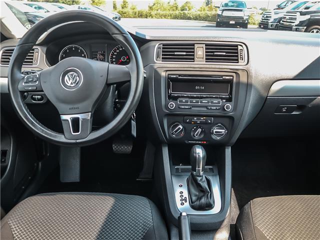 2014 Volkswagen Jetta 1.8 TSI Comfortline (Stk: F129A) in Ancaster - Image 14 of 27