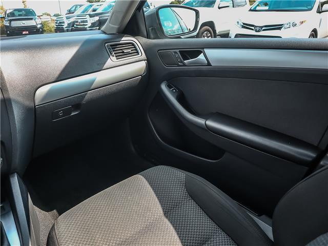 2014 Volkswagen Jetta 1.8 TSI Comfortline (Stk: F129A) in Ancaster - Image 15 of 27