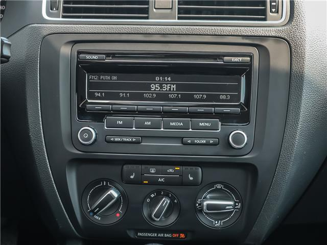 2014 Volkswagen Jetta 1.8 TSI Comfortline (Stk: F129A) in Ancaster - Image 16 of 27