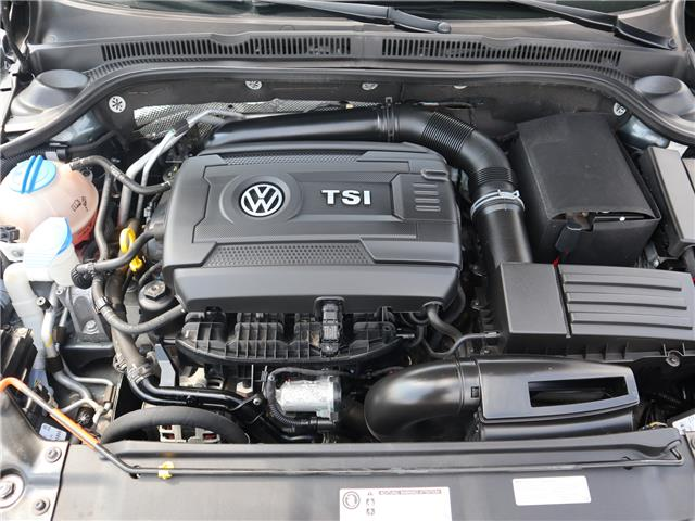 2014 Volkswagen Jetta 1.8 TSI Comfortline (Stk: F129A) in Ancaster - Image 22 of 27