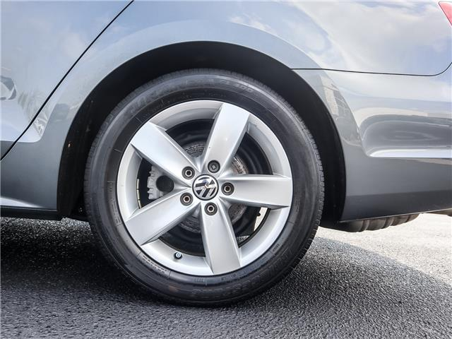 2014 Volkswagen Jetta 1.8 TSI Comfortline (Stk: F129A) in Ancaster - Image 23 of 27