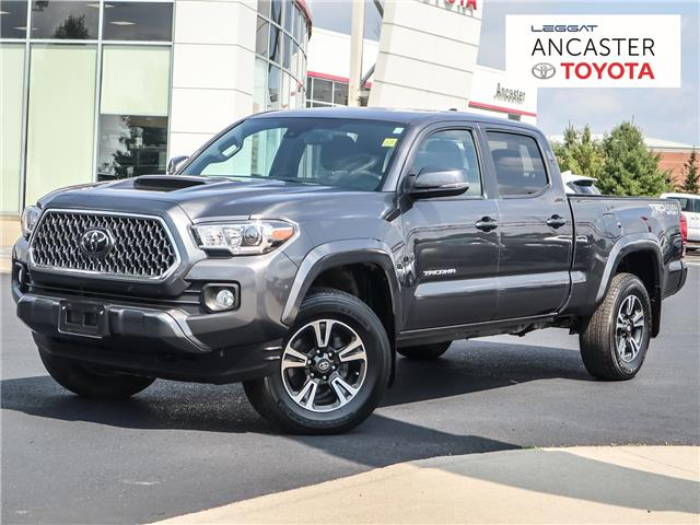 2018 Toyota Tacoma SR5 (Stk: P127) in Ancaster - Image 1 of 27