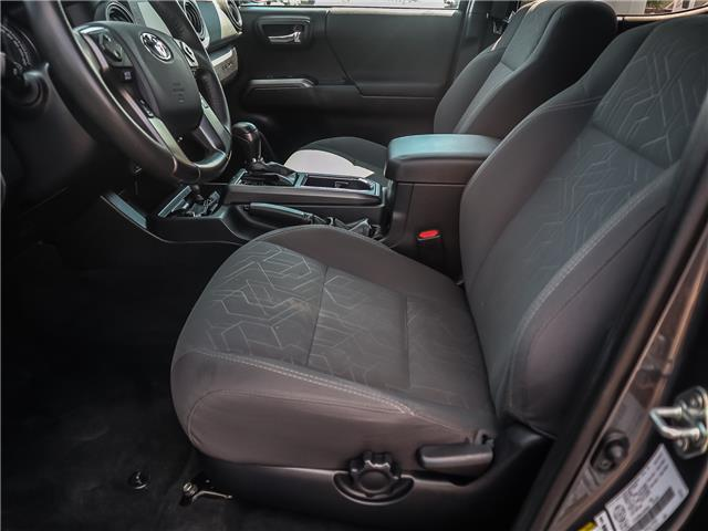 2018 Toyota Tacoma SR5 (Stk: P127) in Ancaster - Image 11 of 27