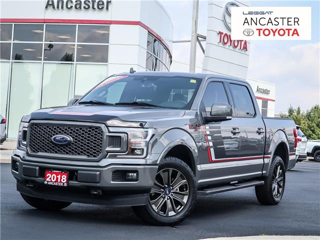 2018 Ford F-150  (Stk: P131) in Ancaster - Image 1 of 27