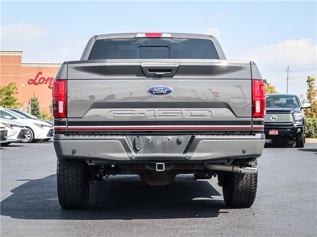2018 Ford F-150  (Stk: P131) in Ancaster - Image 6 of 27