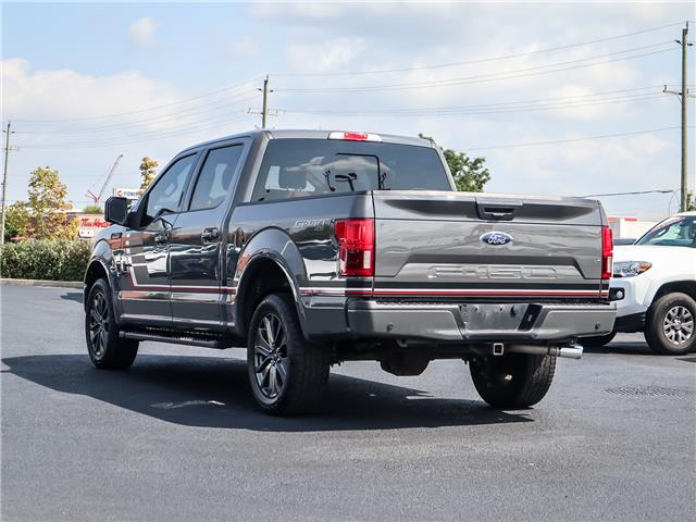 2018 Ford F-150  (Stk: P131) in Ancaster - Image 7 of 27