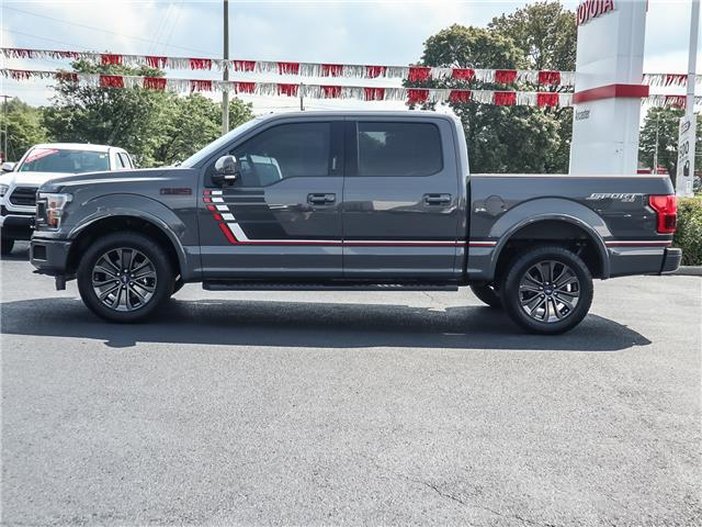 2018 Ford F-150  (Stk: P131) in Ancaster - Image 8 of 27