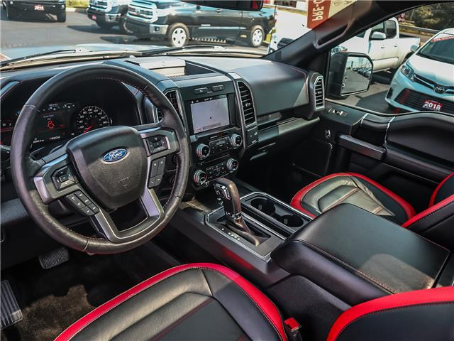 2018 Ford F-150  (Stk: P131) in Ancaster - Image 10 of 27