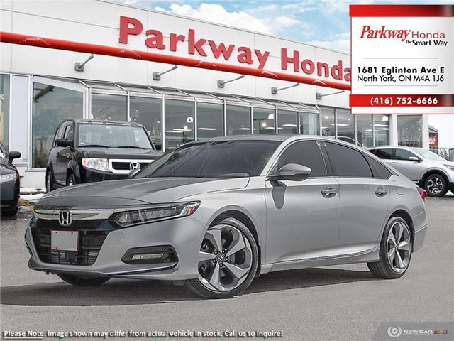 2019 Honda Accord Touring 2.0T (Stk: 928140) in North York - Image 1 of 22