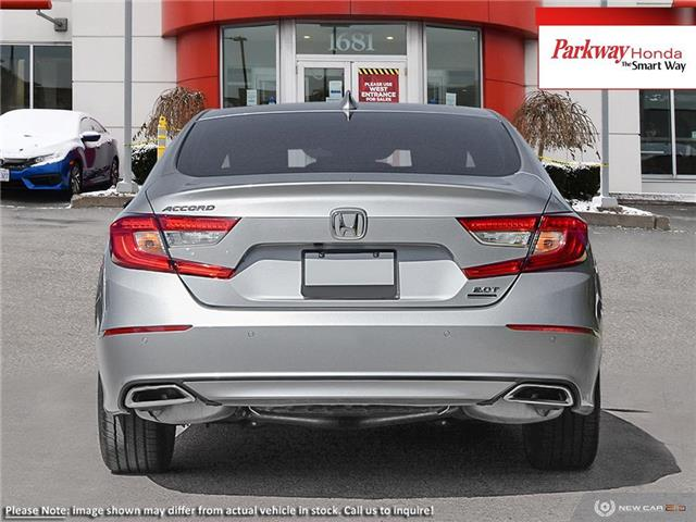 2019 Honda Accord Touring 2.0T (Stk: 928140) in North York - Image 5 of 22