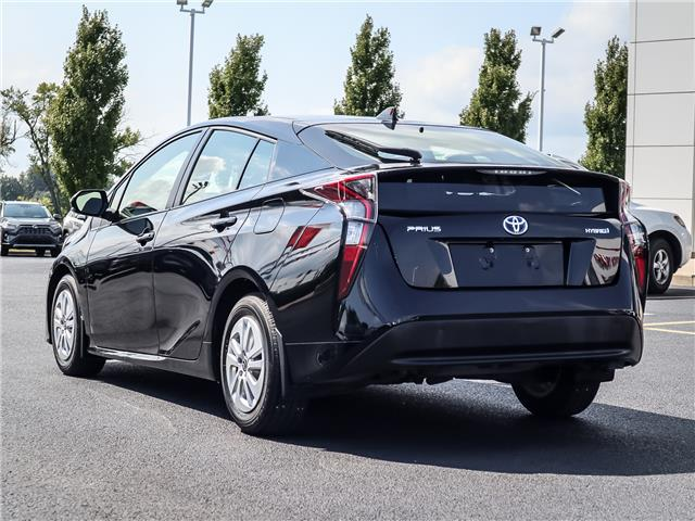 2018 Toyota Prius Base (Stk: P129) in Ancaster - Image 7 of 28
