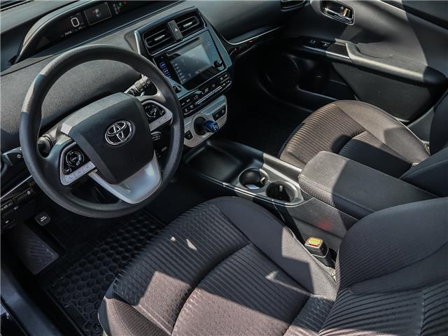 2018 Toyota Prius Base (Stk: P129) in Ancaster - Image 10 of 28