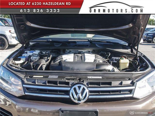 2011 Volkswagen Touareg 3.0 TDI Comfortline (Stk: 5891) in Stittsville - Image 7 of 29