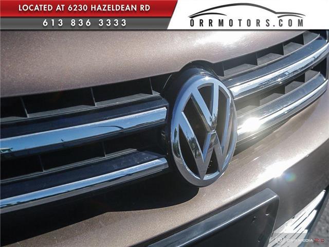 2011 Volkswagen Touareg 3.0 TDI Comfortline (Stk: 5891) in Stittsville - Image 8 of 29