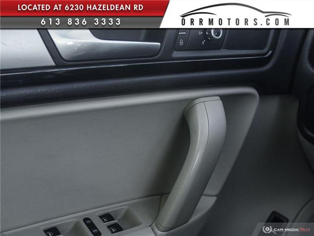 2011 Volkswagen Touareg 3.0 TDI Comfortline (Stk: 5891) in Stittsville - Image 16 of 29