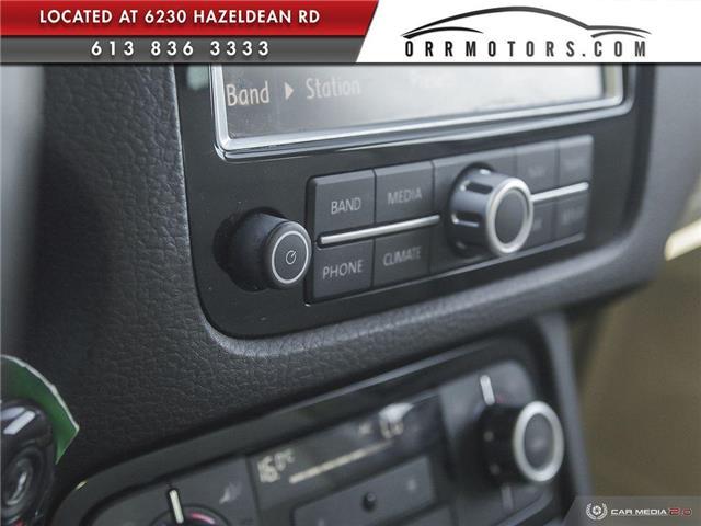 2011 Volkswagen Touareg 3.0 TDI Comfortline (Stk: 5891) in Stittsville - Image 19 of 29