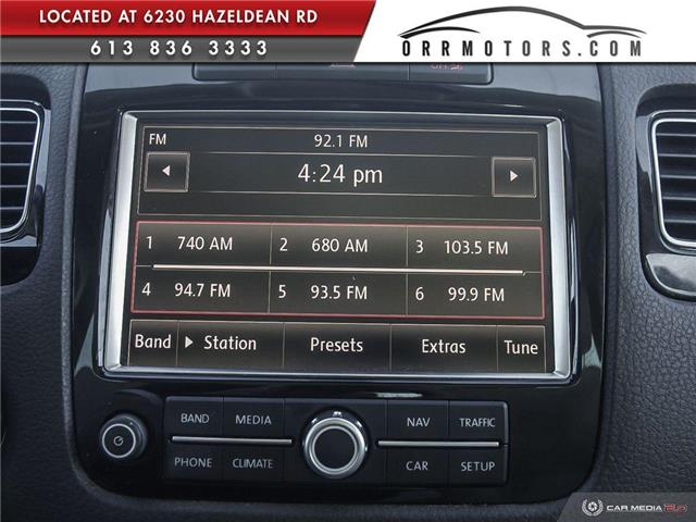 2011 Volkswagen Touareg 3.0 TDI Comfortline (Stk: 5891) in Stittsville - Image 20 of 29