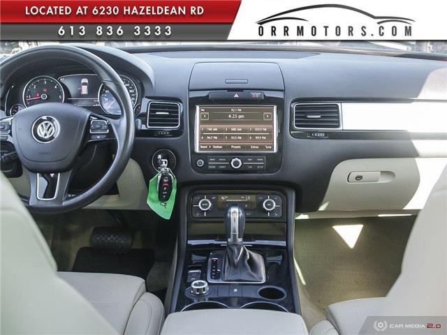2011 Volkswagen Touareg 3.0 TDI Comfortline (Stk: 5891) in Stittsville - Image 24 of 29