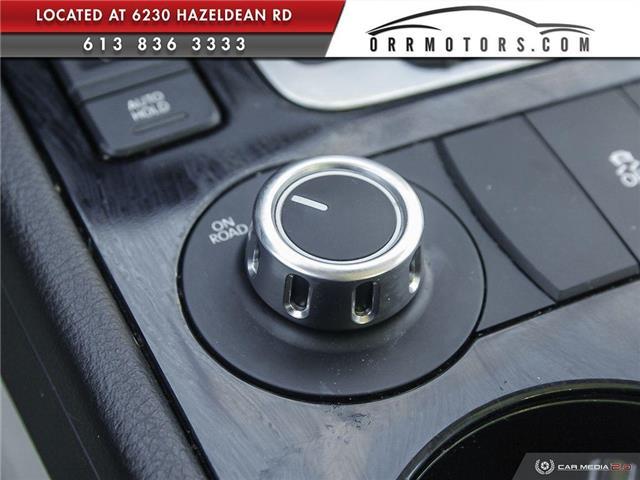 2011 Volkswagen Touareg 3.0 TDI Comfortline (Stk: 5891) in Stittsville - Image 27 of 29