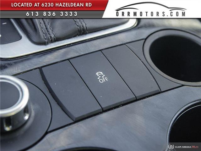 2011 Volkswagen Touareg 3.0 TDI Comfortline (Stk: 5891) in Stittsville - Image 28 of 29