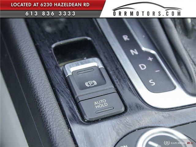 2011 Volkswagen Touareg 3.0 TDI Comfortline (Stk: 5891) in Stittsville - Image 29 of 29