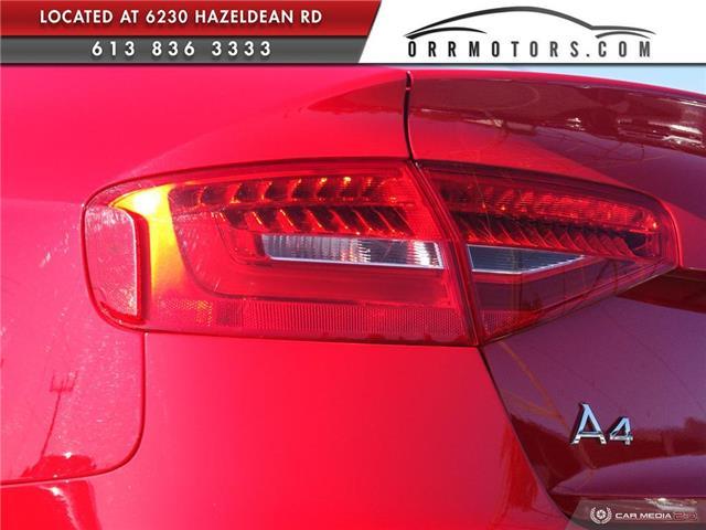 2015 Audi A4 2.0T Progressiv (Stk: 5895) in Stittsville - Image 11 of 29