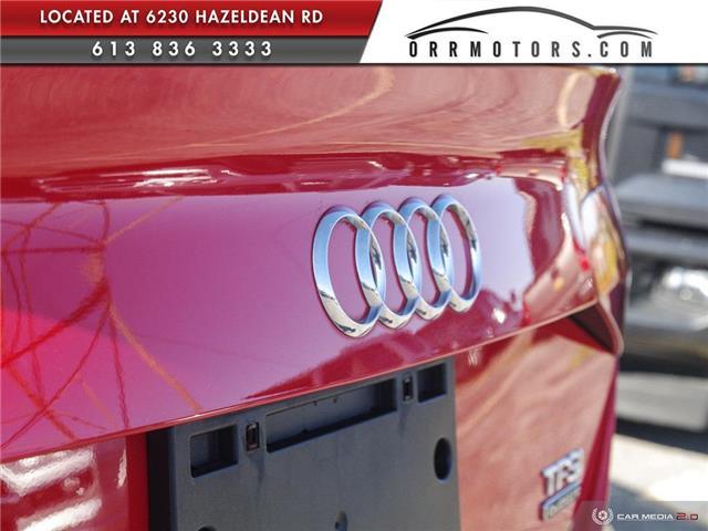 2015 Audi A4 2.0T Progressiv (Stk: 5895) in Stittsville - Image 12 of 29