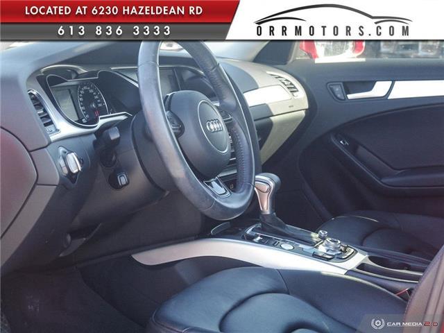 2015 Audi A4 2.0T Progressiv (Stk: 5895) in Stittsville - Image 13 of 29