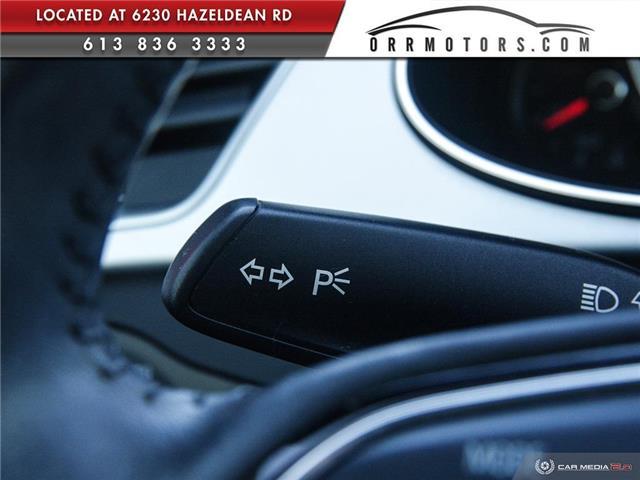 2015 Audi A4 2.0T Progressiv (Stk: 5895) in Stittsville - Image 16 of 29