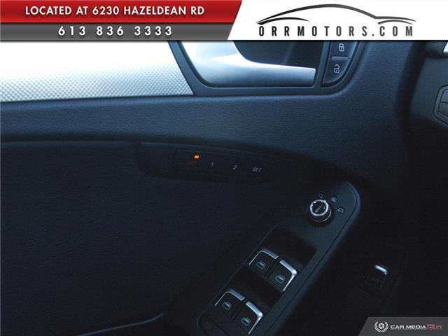 2015 Audi A4 2.0T Progressiv (Stk: 5895) in Stittsville - Image 17 of 29