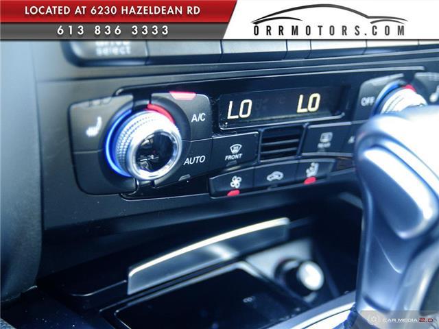 2015 Audi A4 2.0T Progressiv (Stk: 5895) in Stittsville - Image 18 of 29