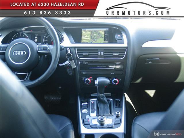 2015 Audi A4 2.0T Progressiv (Stk: 5895) in Stittsville - Image 23 of 29
