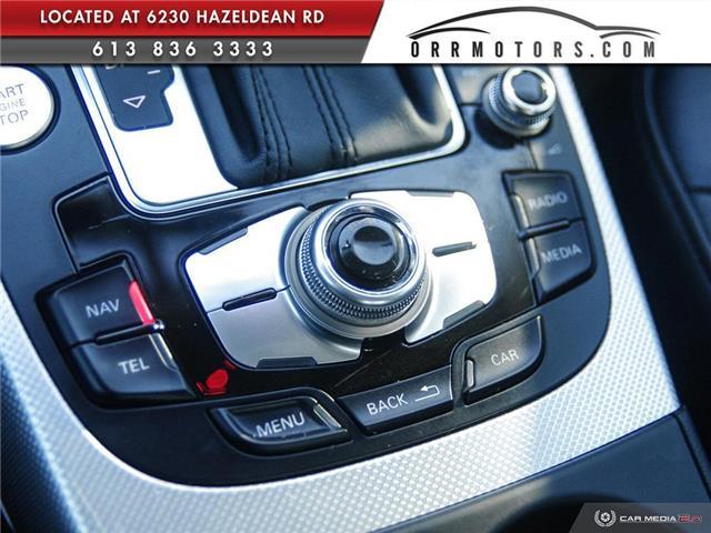 2015 Audi A4 2.0T Progressiv (Stk: 5895) in Stittsville - Image 25 of 29