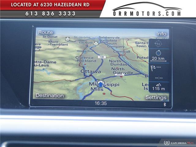 2015 Audi A4 2.0T Progressiv (Stk: 5895) in Stittsville - Image 26 of 29