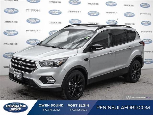 2019 Ford Escape Titanium (Stk: 19ES104) in Owen Sound - Image 1 of 26