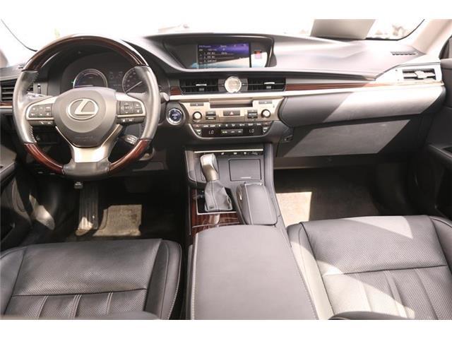 2017 Lexus ES 300h Base (Stk: 200023A) in Calgary - Image 11 of 14