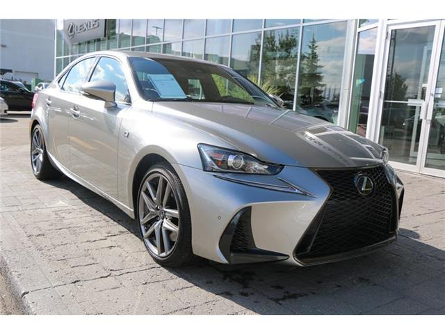2018 Lexus IS 350 Base (Stk: 3974A) in Calgary - Image 1 of 12
