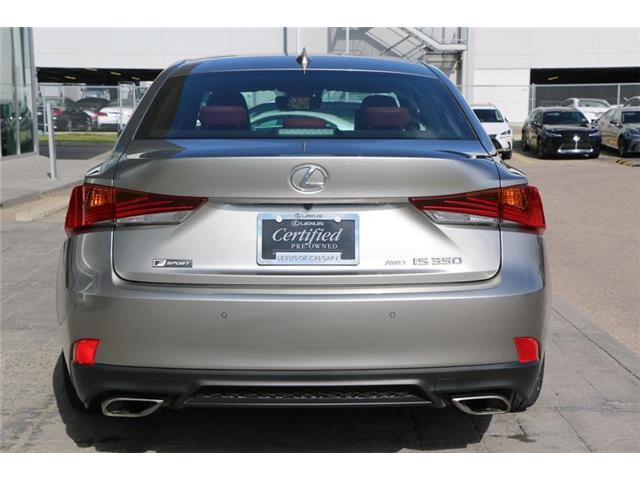 2018 Lexus IS 350 Base (Stk: 3974A) in Calgary - Image 5 of 12
