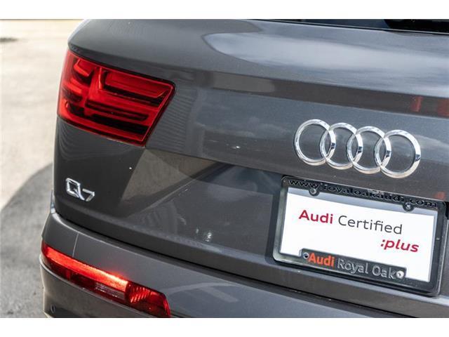 2019 Audi Q7 55 Progressiv (Stk: N5068) in Calgary - Image 6 of 18