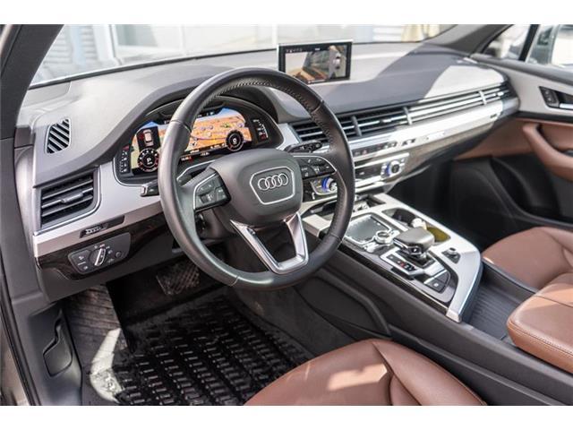 2019 Audi Q7 55 Progressiv (Stk: N5068) in Calgary - Image 9 of 18