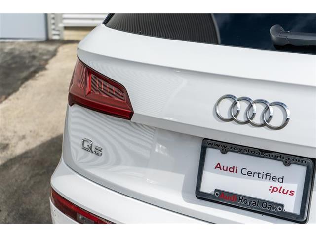 2018 Audi Q5 2.0T Progressiv (Stk: N5319A) in Calgary - Image 8 of 18
