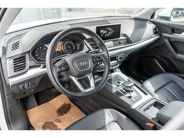 2018 Audi Q5 2.0T Progressiv (Stk: N5319A) in Calgary - Image 9 of 18