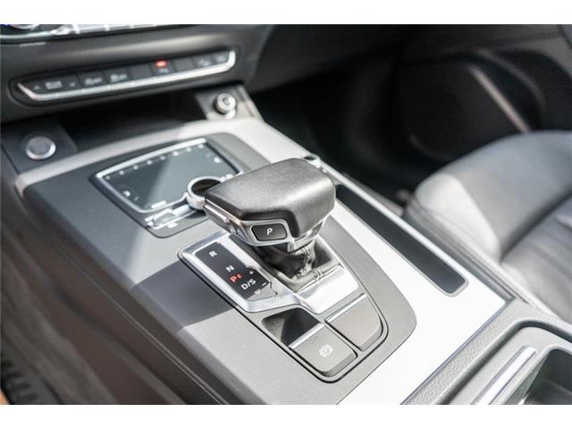 2018 Audi Q5 2.0T Progressiv (Stk: N5319A) in Calgary - Image 11 of 18