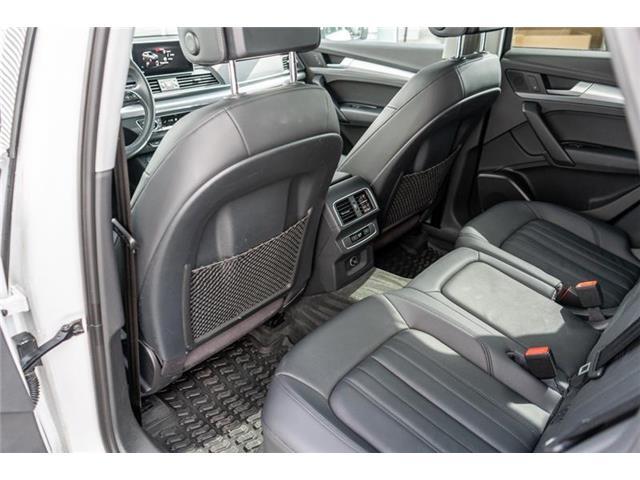 2018 Audi Q5 2.0T Progressiv (Stk: N5319A) in Calgary - Image 15 of 18