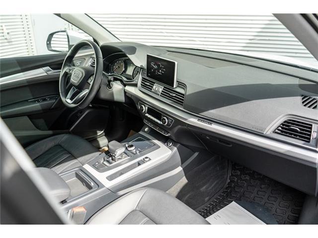 2018 Audi Q5 2.0T Progressiv (Stk: N5319A) in Calgary - Image 18 of 18